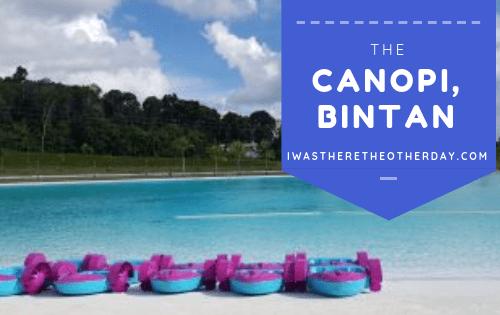 the canopi bintan