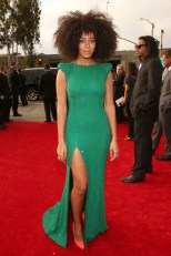 Solange Knowles in Ralph & Russo - Getty Images