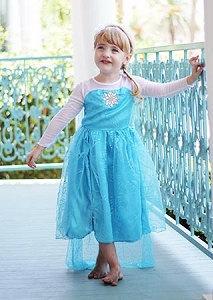 25 unique Frozen gift ideas: Elsa-dress