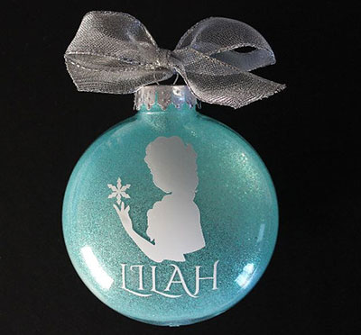 Frozen-christmas-ornament