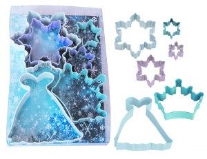 25 unique Frozen gift ideas: Frozen-cookie-cutters