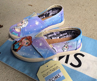 Frozen-painted-Toms