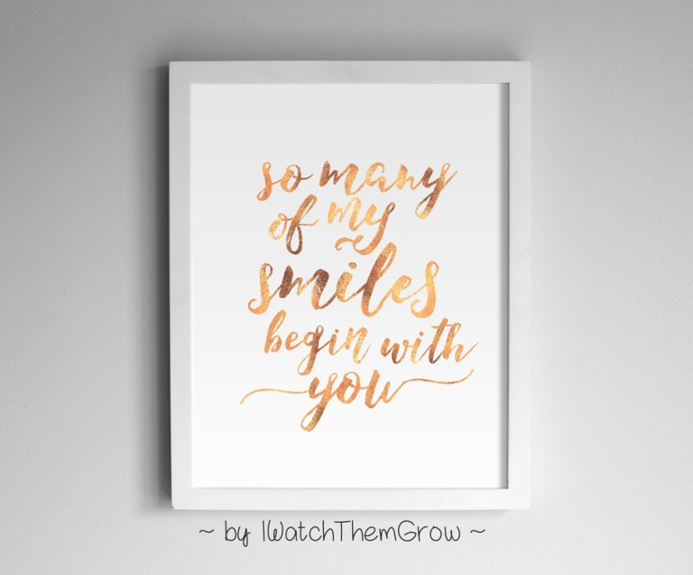I Watch Them Grow Shop on Etsy: Nursery printables, custom wall decor, photo collages and more!