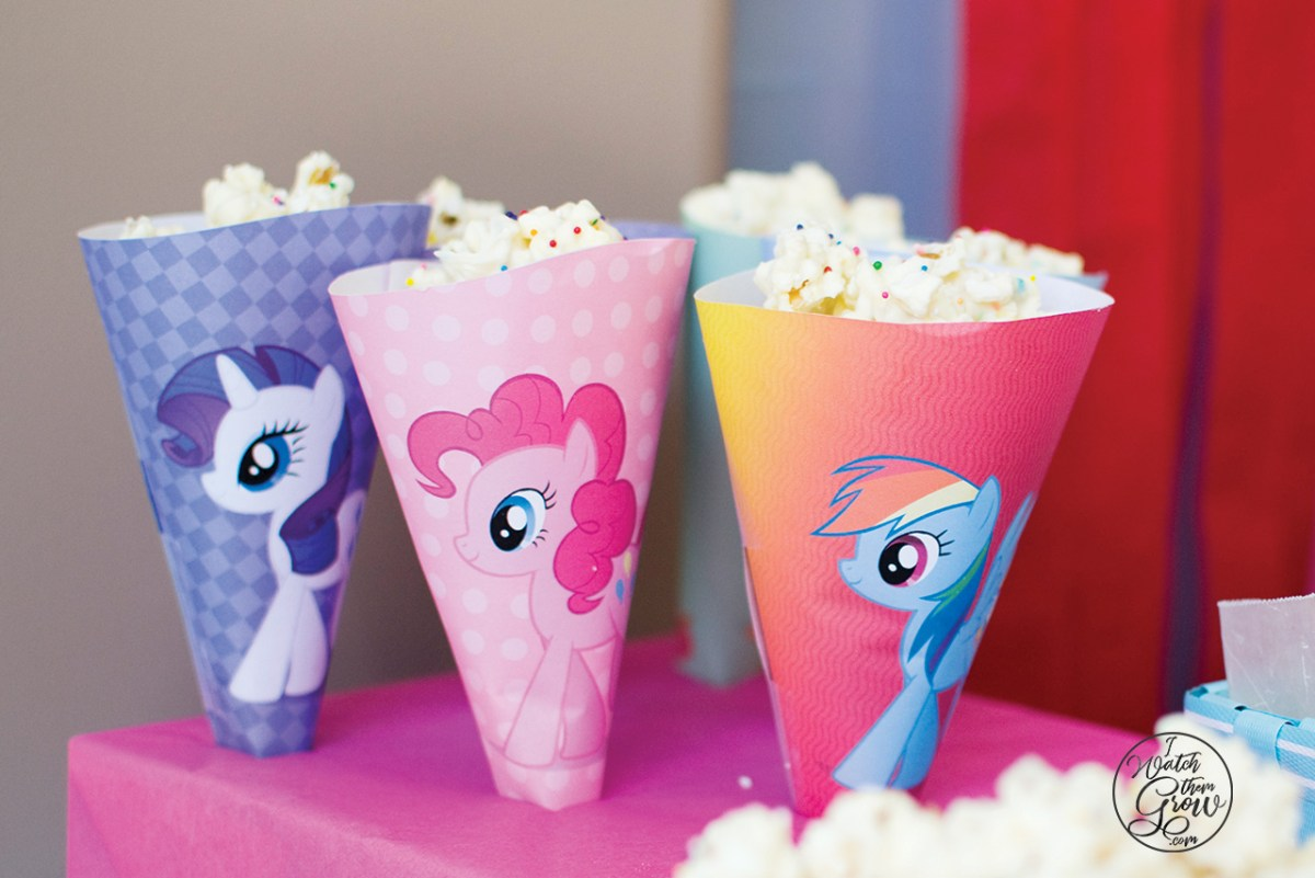 20 Must-Have Ideas for Your My Little Pony Party