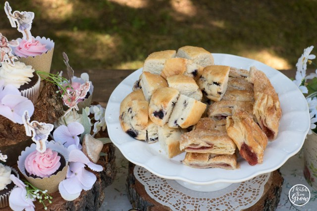 So many lovely fairy tea party ideas!