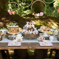Fairy Tea Party Ideas