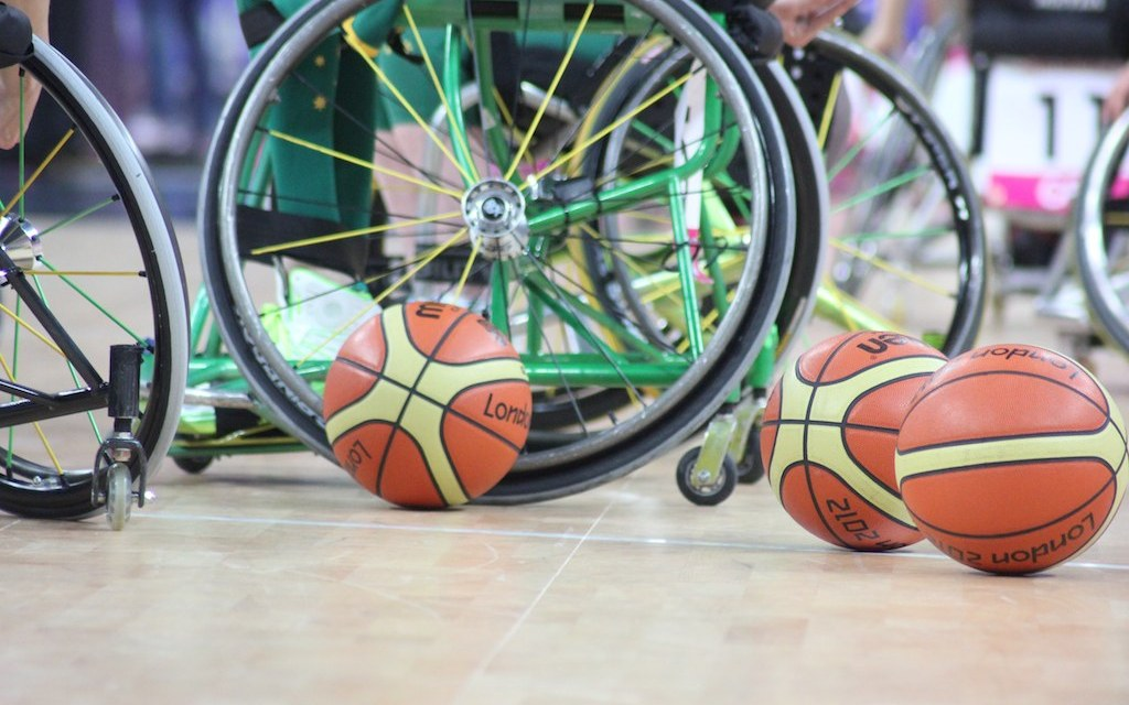 """IWBF premieres """"Introduction to wheelchair basketball for developing NOWBs"""" project in India"""