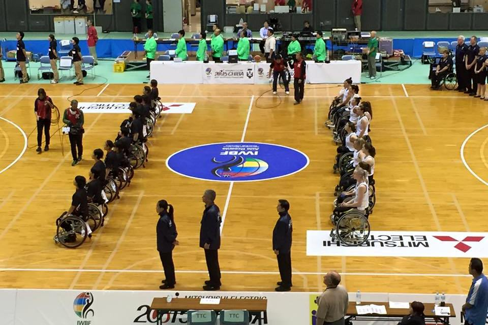 Road to Rio 2016 at the Asia Oceania Qualifying Championships