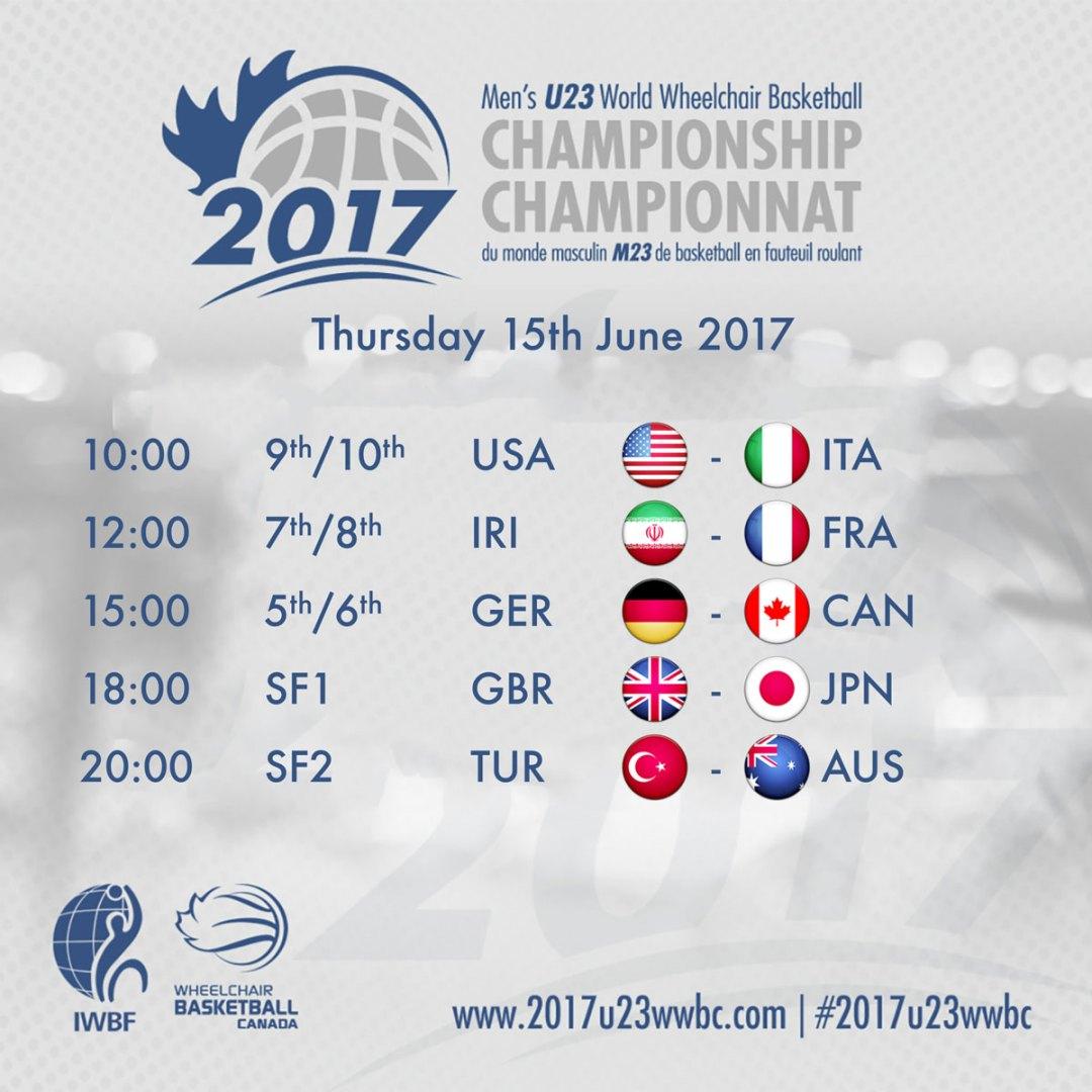 Semi-Final-Schedule