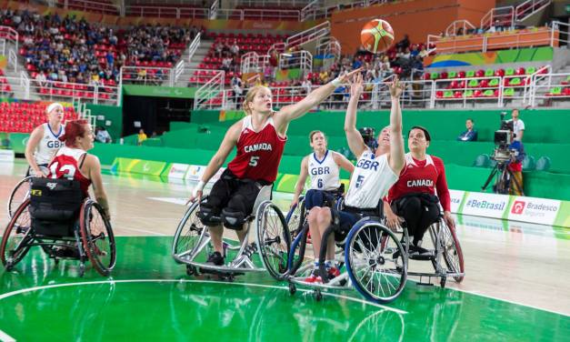 Canada women defeat Great Britain in Opening Game of Rio 2016