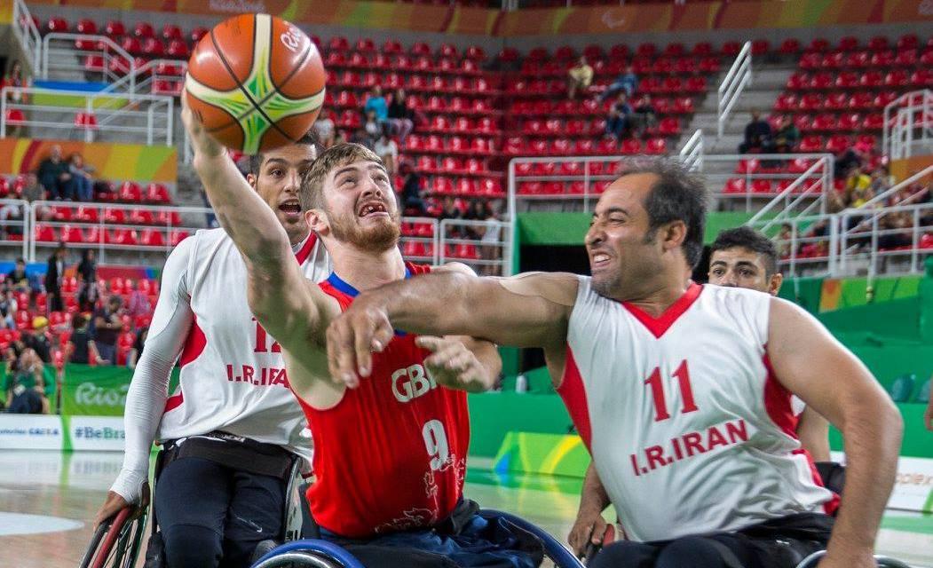 GB men overcome Iran to get second win in Pool B
