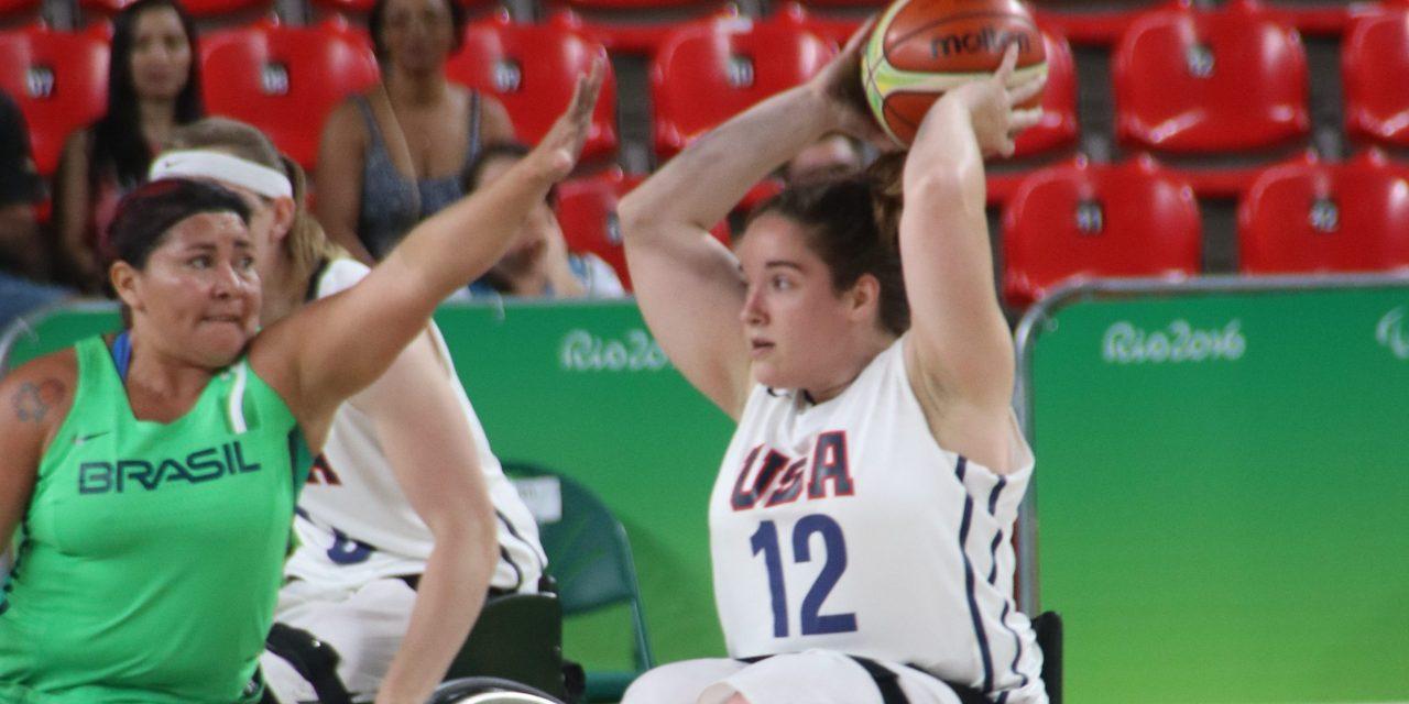 USA women coast into final four