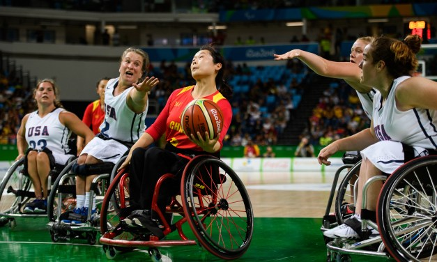 Rio 2016 Paralympic Games women's wheelchair basketball quarter finals confirmed