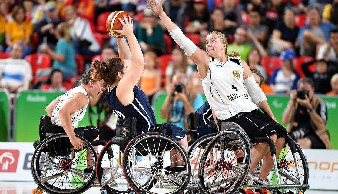 IWBF Blogger Mareike Miller summarises her and her teams' Paralympic Games