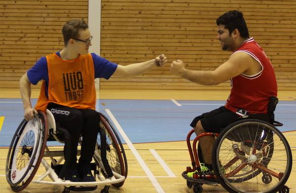 Switzerland development wheelchair basketball camps