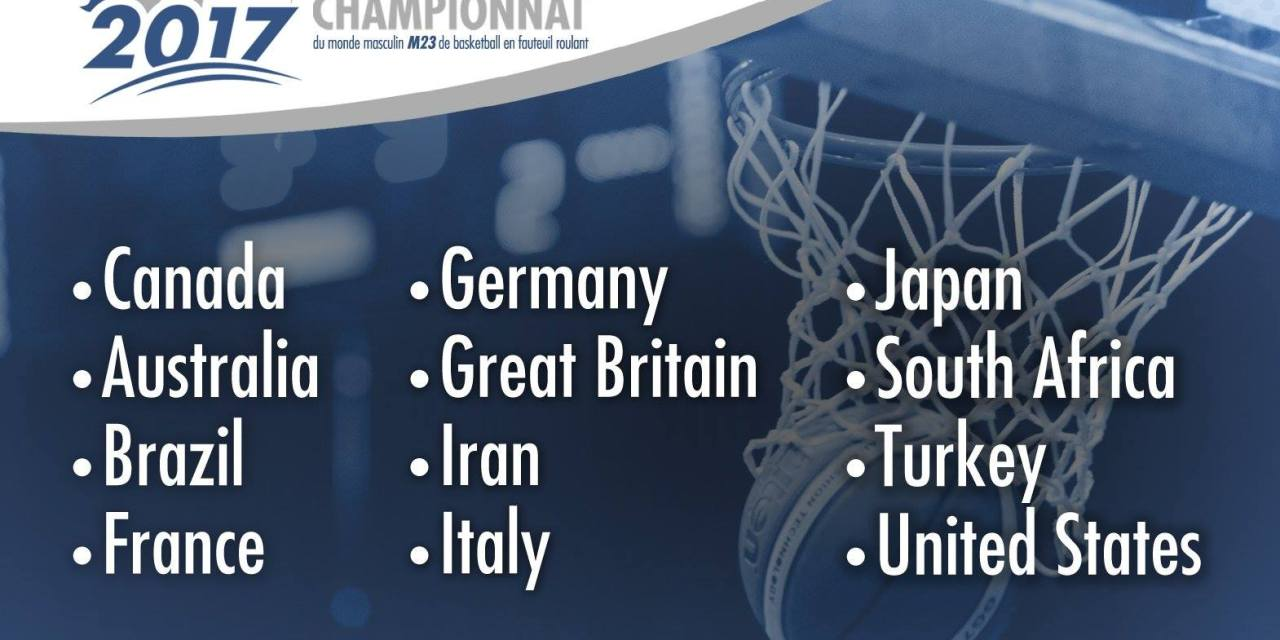 Teams set for 2017 Men's U23 World Championships in Toronto