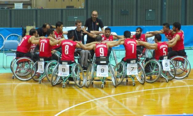 Coach Jess Markt shares positive benefits of wheelchair basketball across world