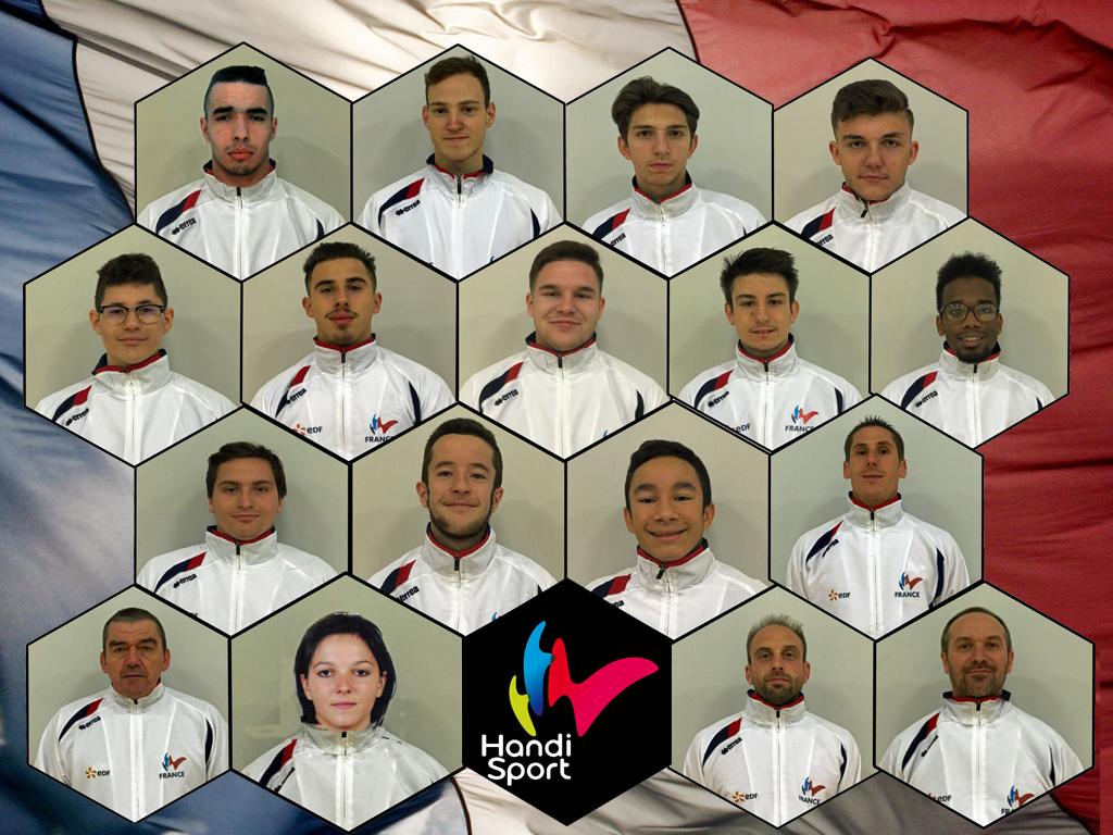 Australia Men's Team for Rio2016