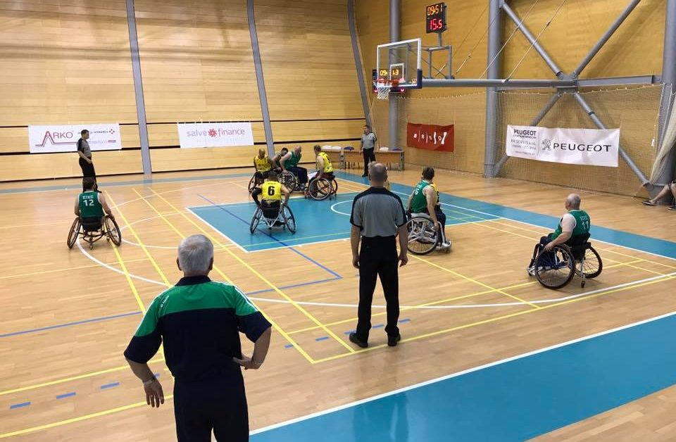 Czech Republic and Belgium set for final of European Championships Division C