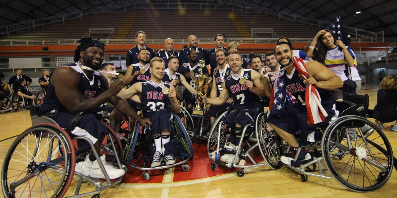 USA men win seventh consecutive Americas Cup title