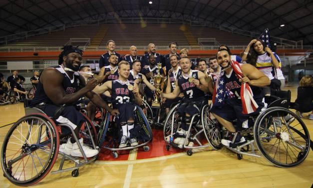 USA men win seventh consecutive Americas Cup title