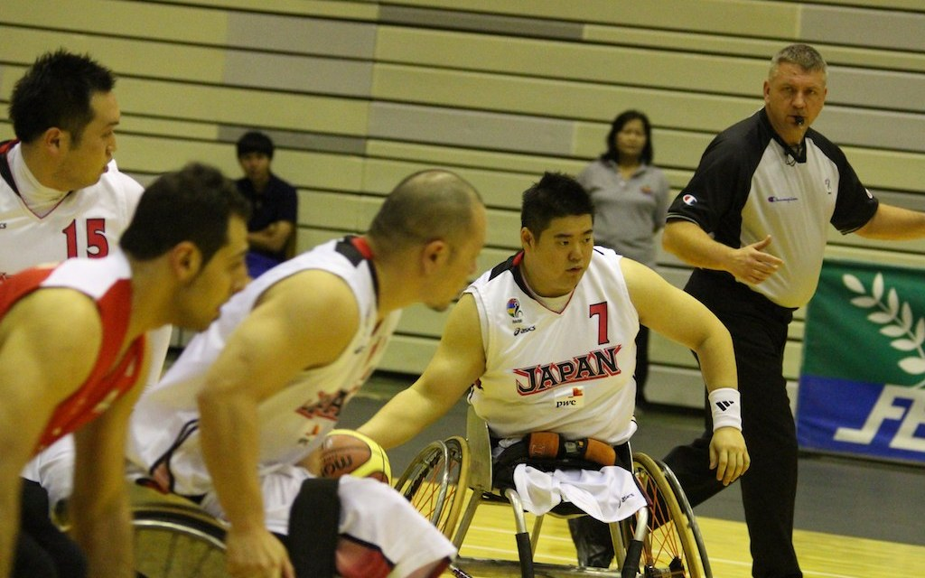 Round up of results from opening day of 2017 IWBF Asia Oceania Championships