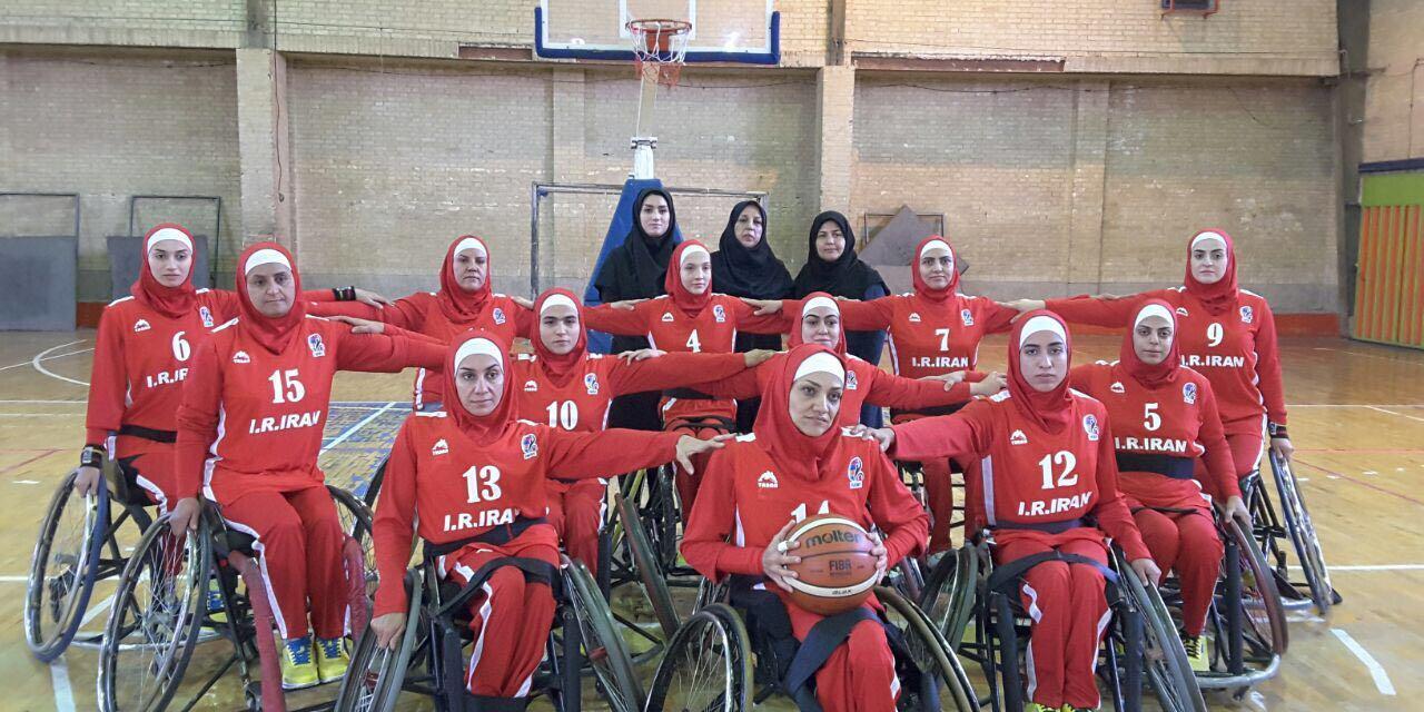 Iran women's team set to make debut at 2017 Asia Oceania Championships
