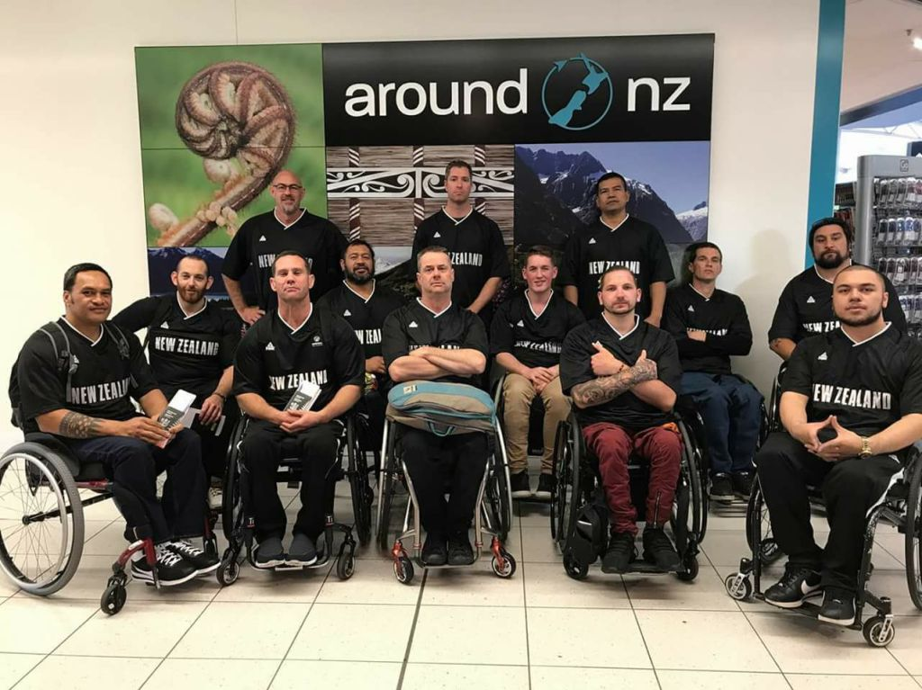 New Zealand Roller Blacks heading to the Asia Oceania Championships