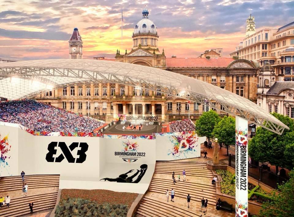 Wheelchair Basketball set to make debut at Birmingham 2020 Commonwealth Games