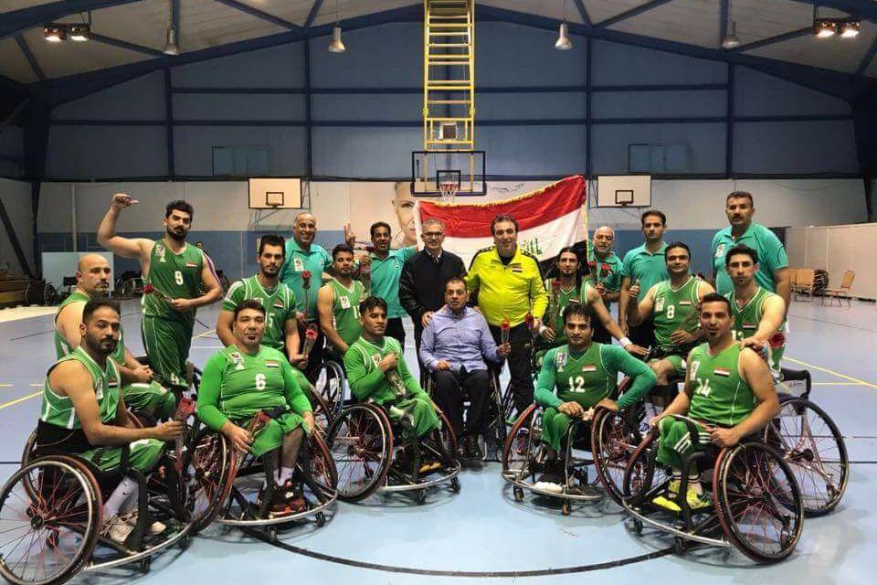 Iraq win West Asia Qualifying Tournament