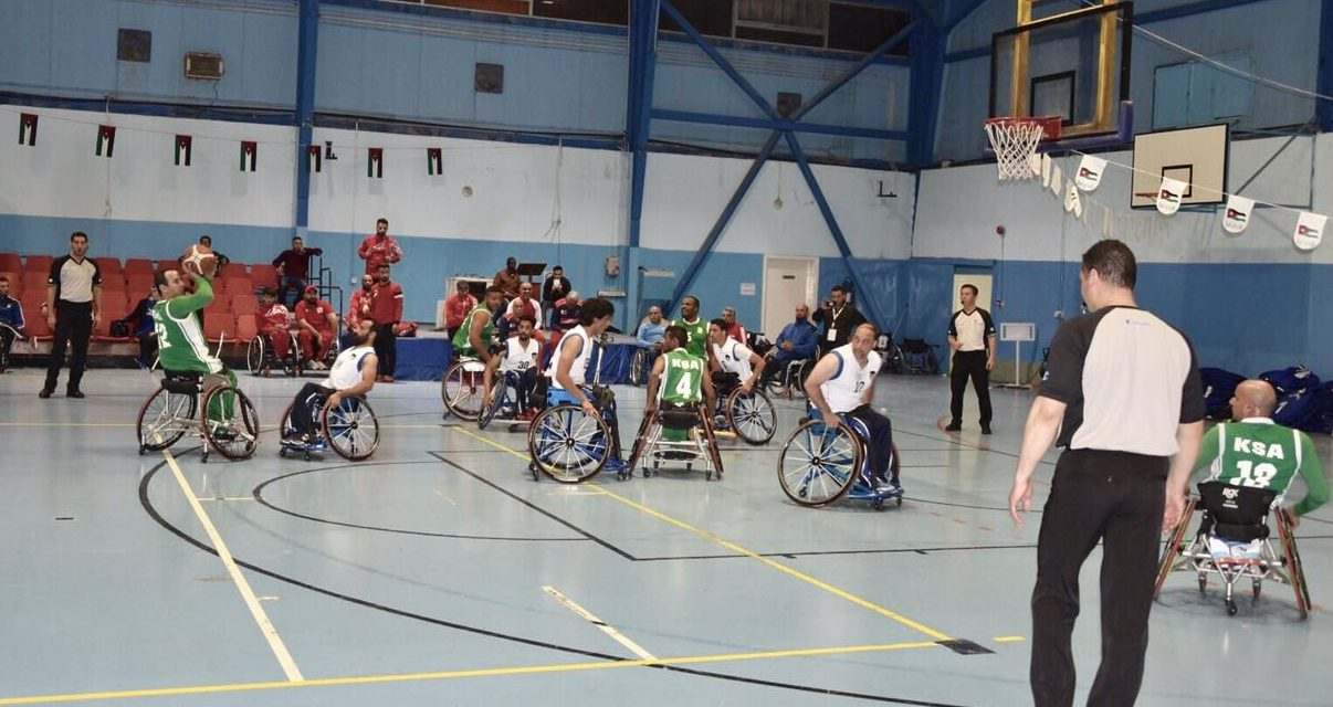 Saudi Arabia and Iraq qualify for Asian Para Games.