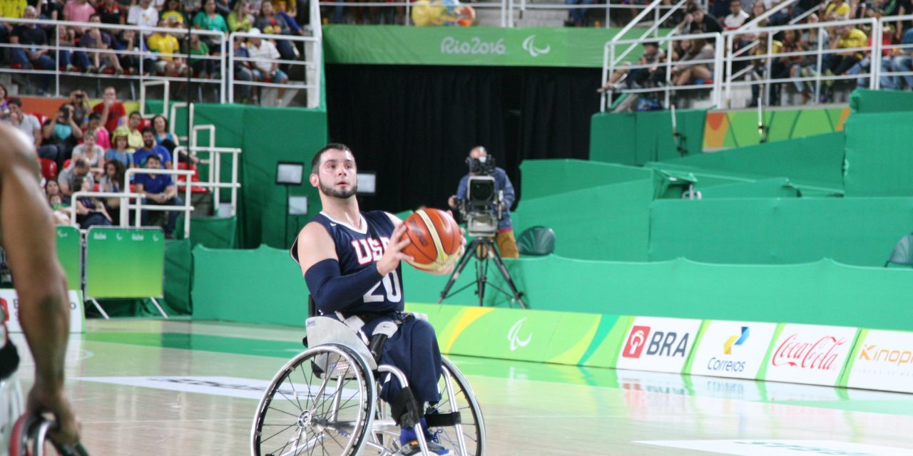 Ten Paralympic Gold Medallists included in USA Men's Team for 2018 World Championships