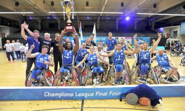 Germany's RSB Thuringia Bulls crowned Champions of Europe