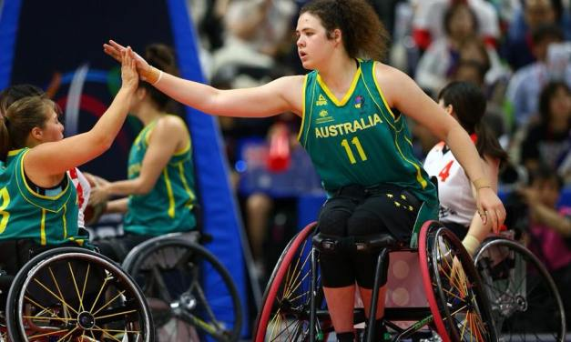 Gliders set for redemption at 2018 IWBF World Championships