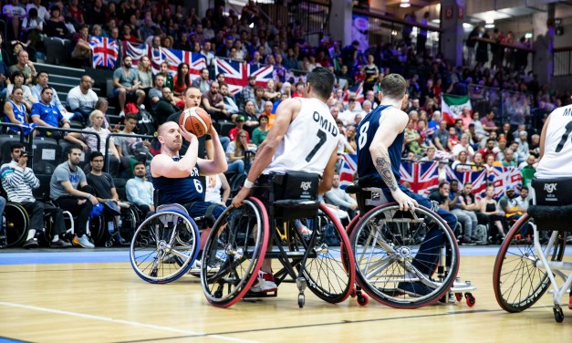 Great Britain men's and women's teams make 2018 World Championships Finals.