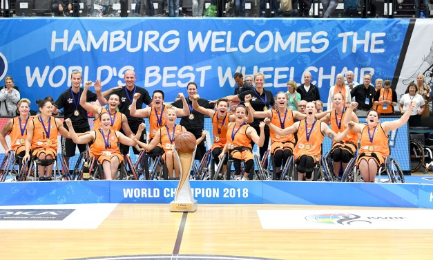 Netherlands crowned 2018 Women's Wheelchair Basketball World Champions