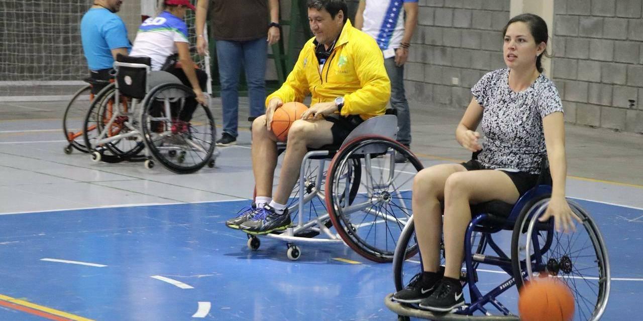 Costa Rica put focus on developing women's wheelchair basketball