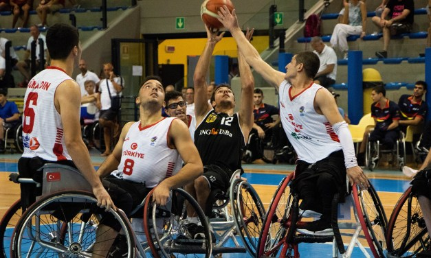 GB and Germany remain undefeated after third day of 2018 U22 Men's Euros