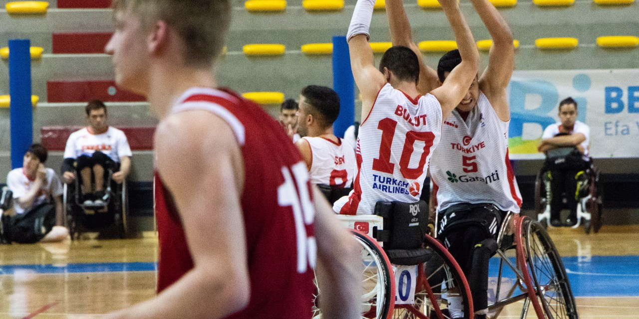 Germany and Turkey advance to the 2018 U22 Men's European Championships Final