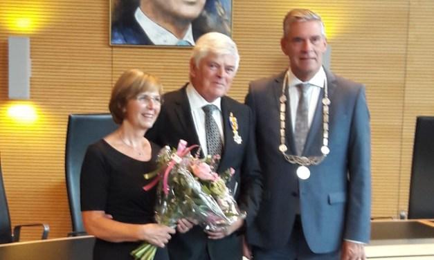 Former IWBF Europe President Hans Tukker receives major Dutch award
