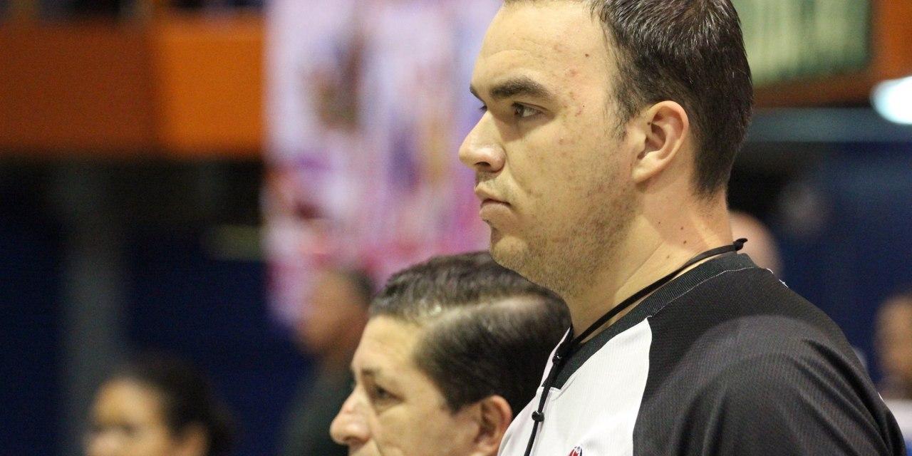 Funcionarios técnicos internacionales para los campeonatos masculinos de América Central y el Caribe de 2018