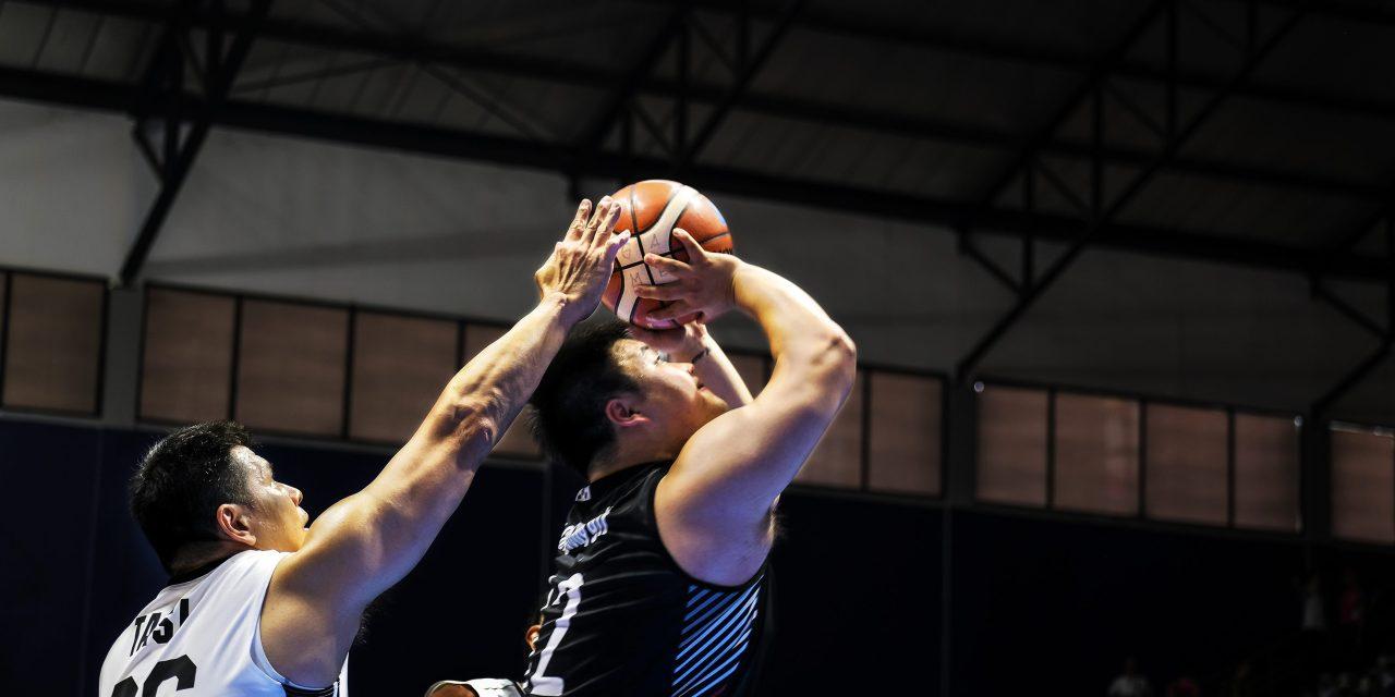 South Korea and China complete semi-final line-up at Asian Para Games