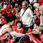 Santoso thanks Indonesia for support at Asian Para Games