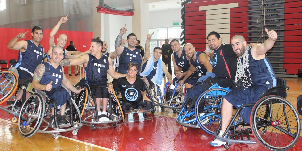 Argentina claim gold at Men's 2018 South America Championships