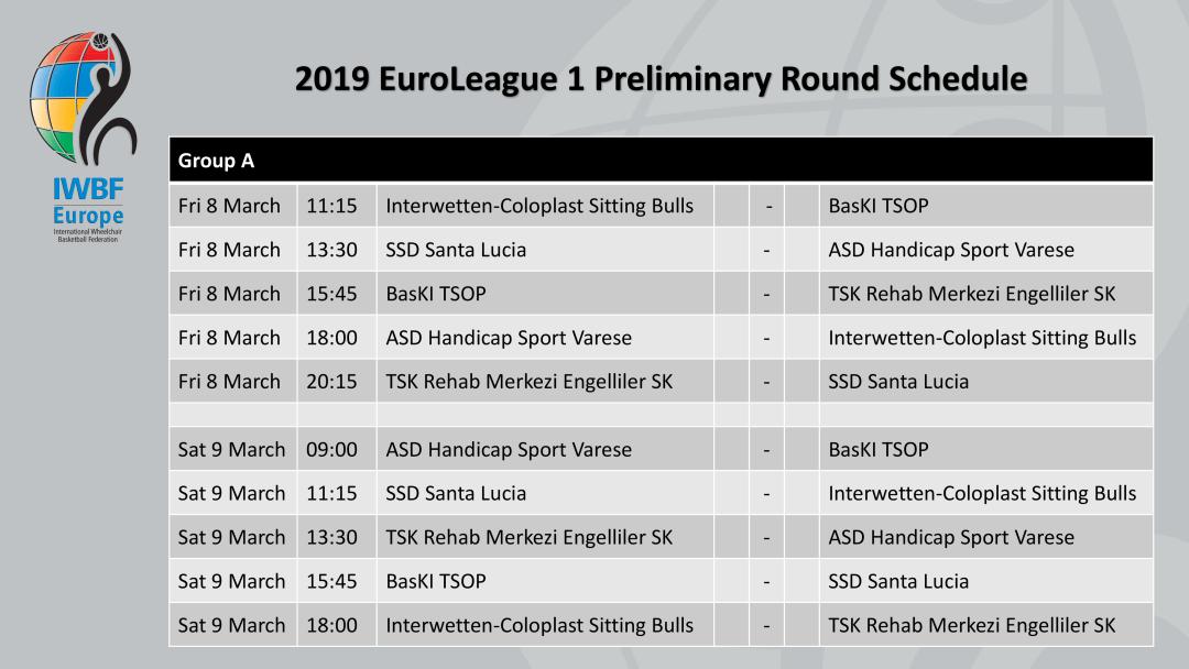 2019 EuroLeague 1 Schedule-2
