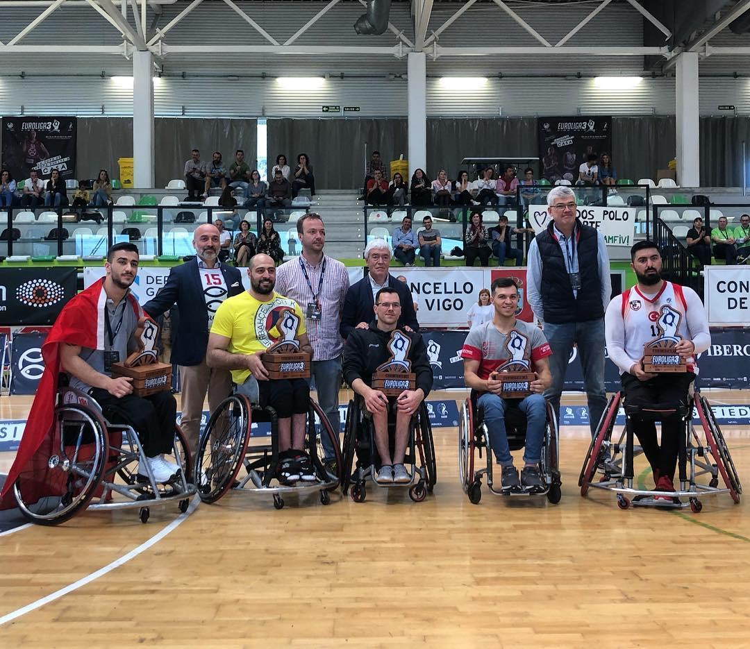 EuroLeague 3 Finals 2019 All Star 5