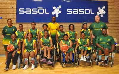 South Africa Women's U25 team named for World Championship