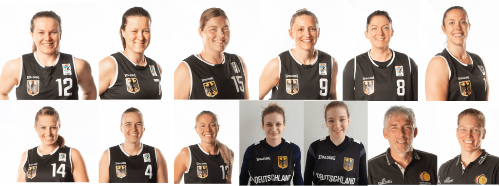Germany's Women Team 2019