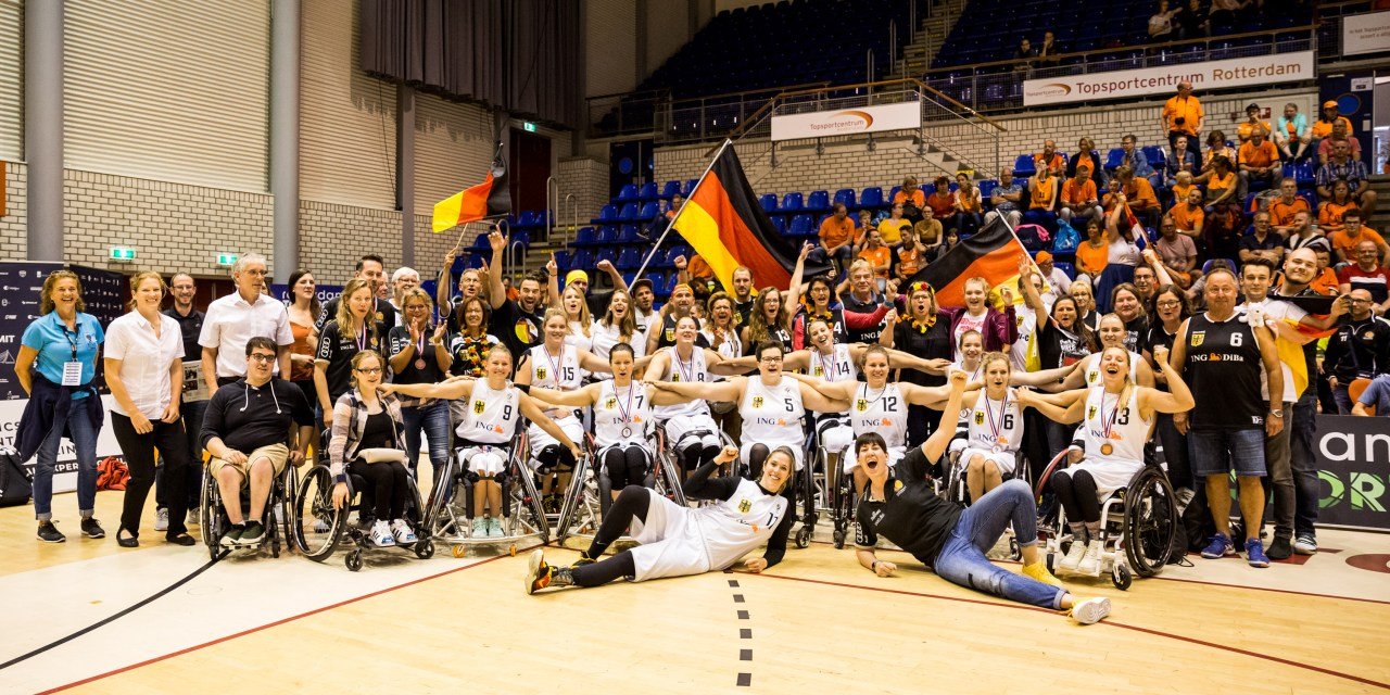 Germany bounce back to claim European bronze