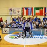 Greece triumph at European Championship Division C